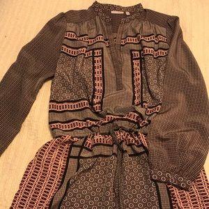 Halogen dress 100% polyester